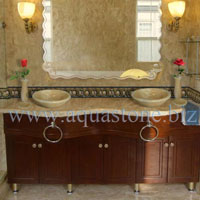 design for natural onyx sinks
